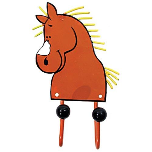 M 10.20598 Wandhaakje paard.