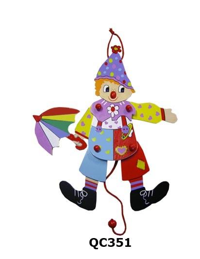 CT QC 351 Trekpop clown