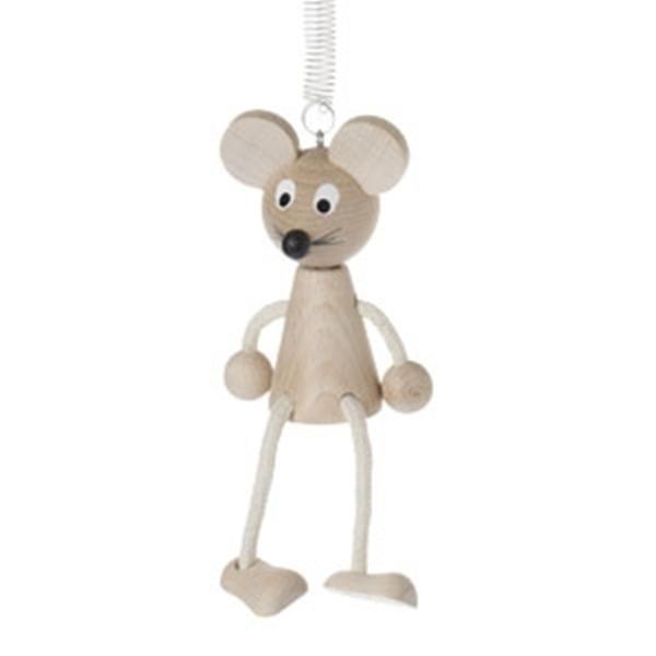 EC 42-104 Zitfiguur aan veer muis