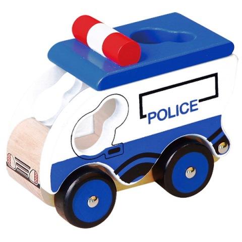 AV 9675 Politie auto