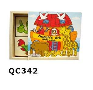 CT QC342 Make a pair Noach Ark