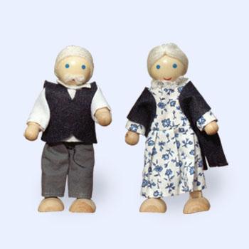 AD 8010 Opa en Oma Bakker