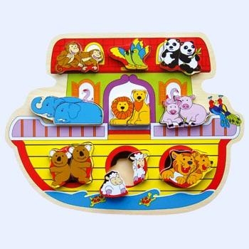 A V 9315 Puzzel Ark van Noach