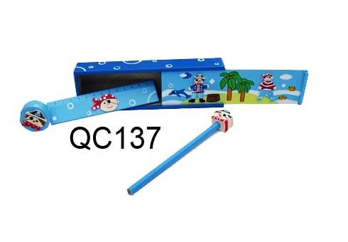 CT QC137 Tekendoos piraat