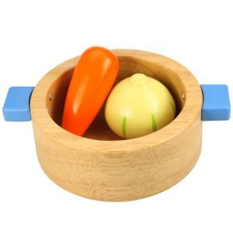 BJ 701 Pan met groenten