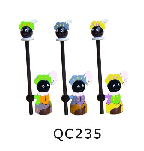 CT QC235 Potlood Piet en punten slijper