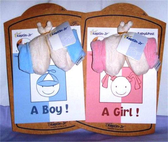 Keptin-Jr. 71.42 Baby & Post Babyslofjes