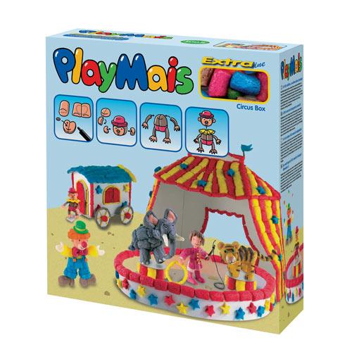 N 38.150185 PlayMais Circus