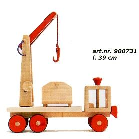 P 900731 Hoge Takelwagen