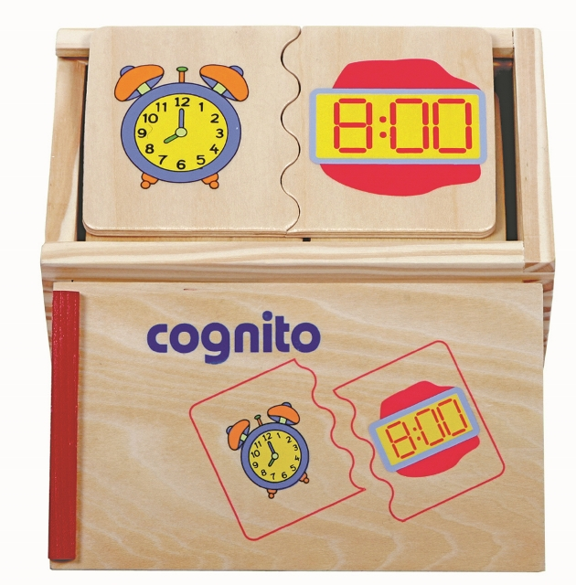 E 17145 Cognito klokkijken