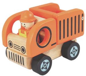 IM 27480 Kiep vrachtwagen.