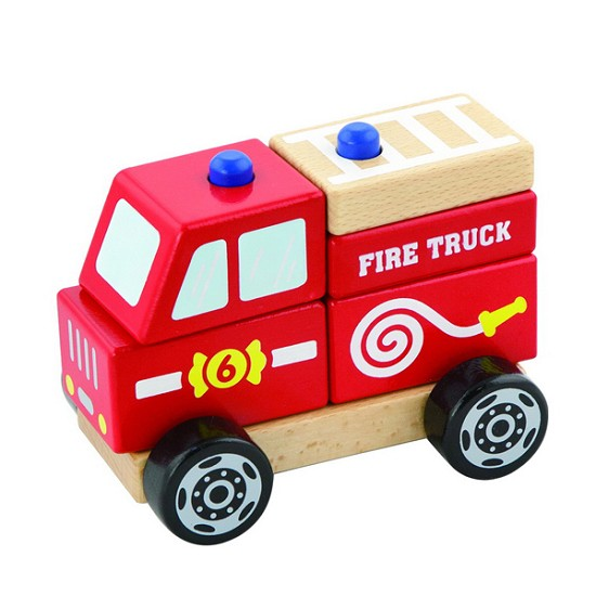 H VI50203 Bouwauto brandweer