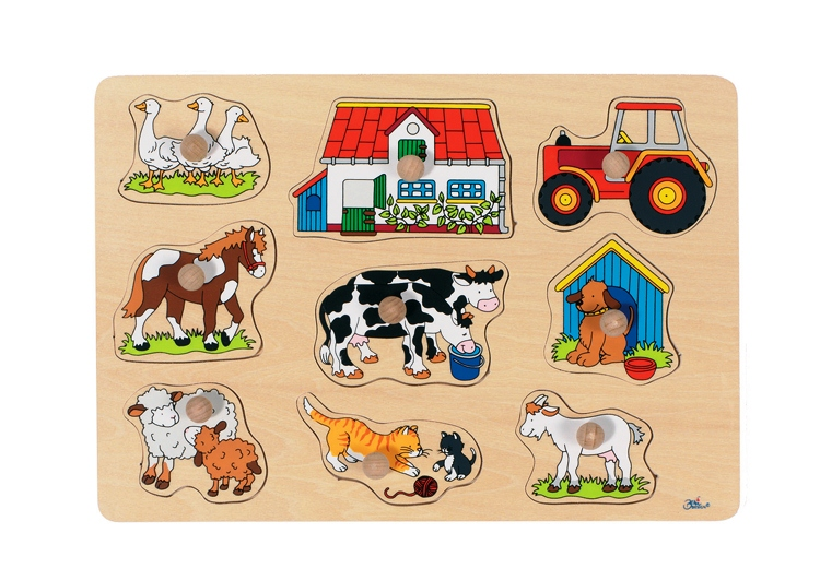 D 8657908 Knoppuzel boerderij