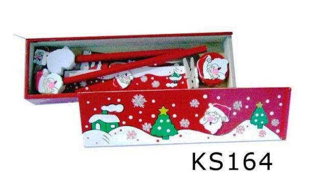 CT KS164 Tekendoos kerst