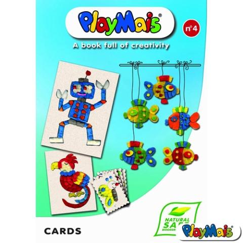 M 38.150509 Play Mais boekje kaarten maken