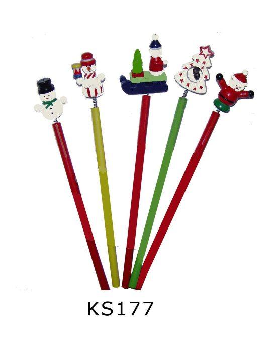CT KS 177 Kerst potlood