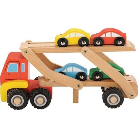 NC 1960 Vrachtwagen voor auto transport