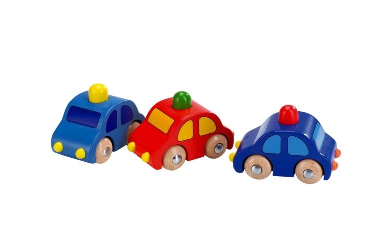 D 8655011 Auto met toeter