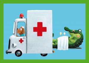 SC 004337 Ambulance Dog