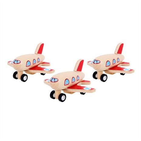 BJ 933 Pull back vliegtuig