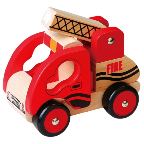A V 9674 Brandweer auto