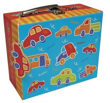 HS 002995 Koffertje auto