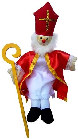 CT CH 463 Handpop Sinterklaas