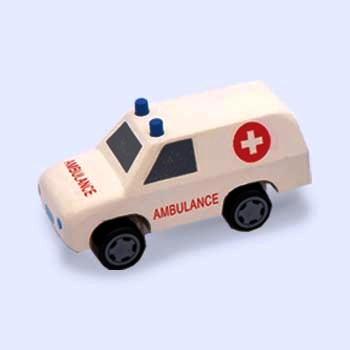 A D 6102 Ziekenauto