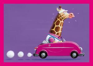 SC 004331 Convertible Giraffe