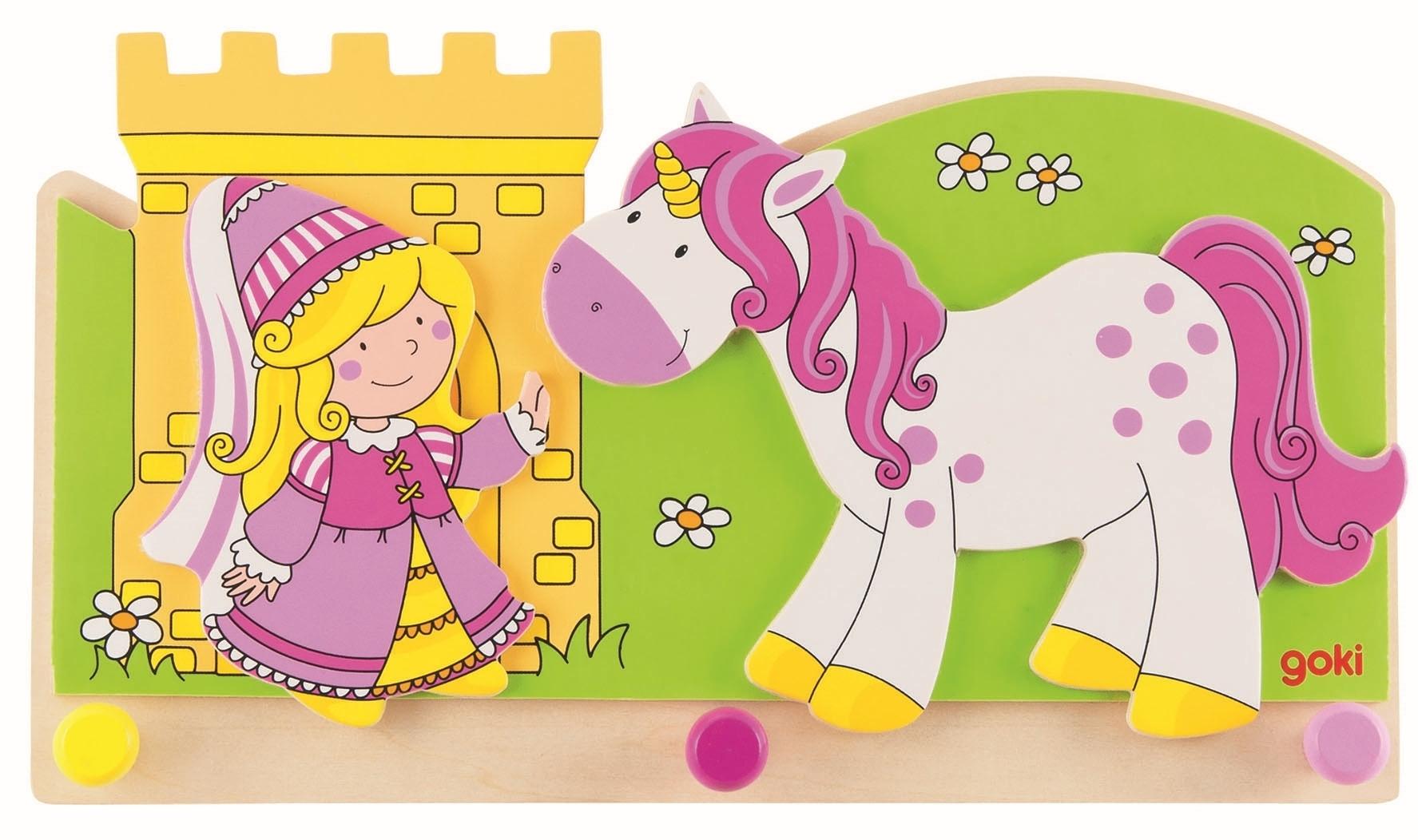 D 8660797 Kapstok Prinses
