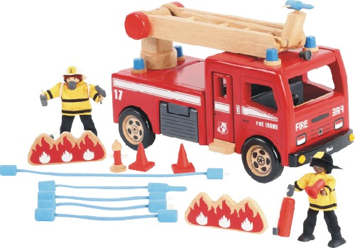NS 570 Brandweerauto