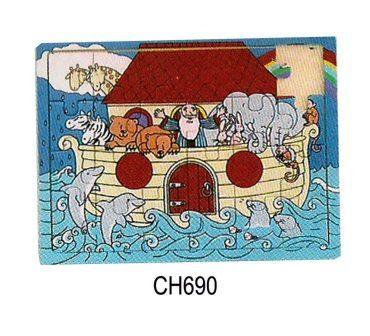 CT CH690 Puzzel Ark van Noach