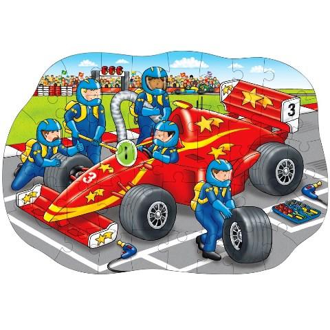 BJ OT 279 Grote race auto