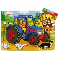 BJ 726 Puzzel tractor